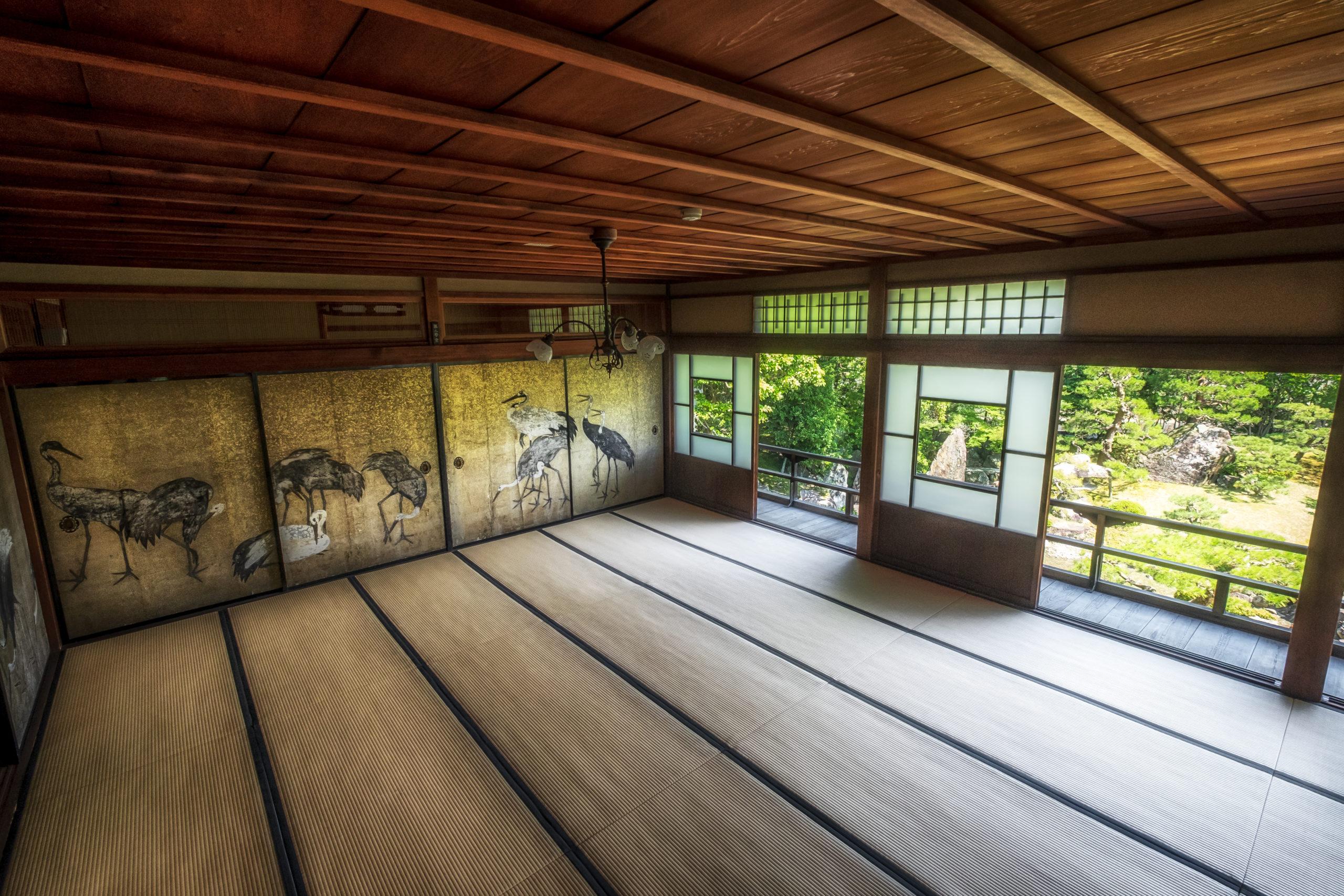 慶雲館(滋賀県長浜市)| 施設内観撮影の画像
