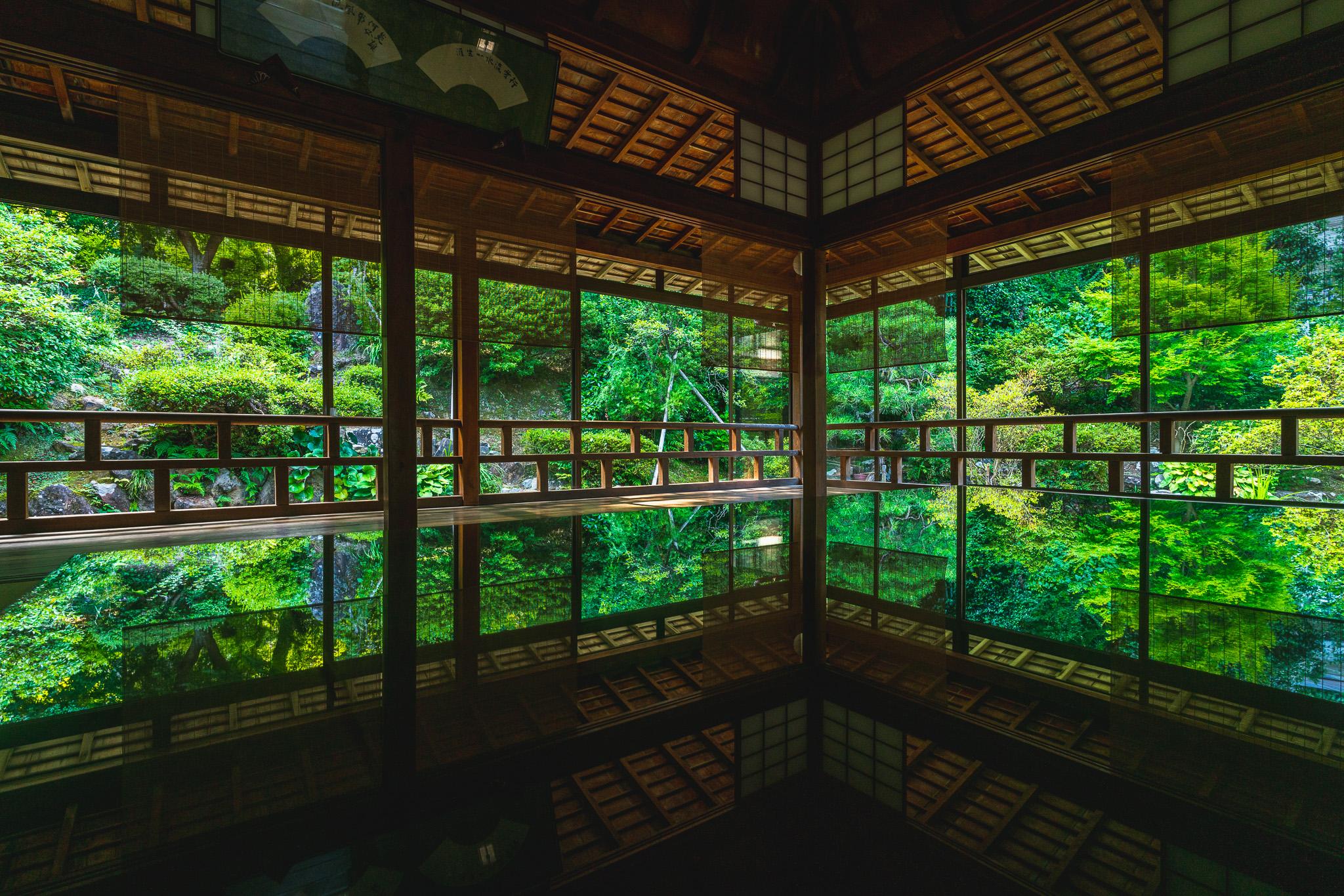 青林寺(石川県七尾市)| 施設内観撮影の画像